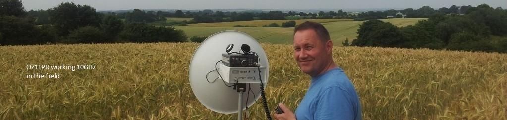 Radioamatoer paa VHF, UHF og SHF. VUSHF-udvalget